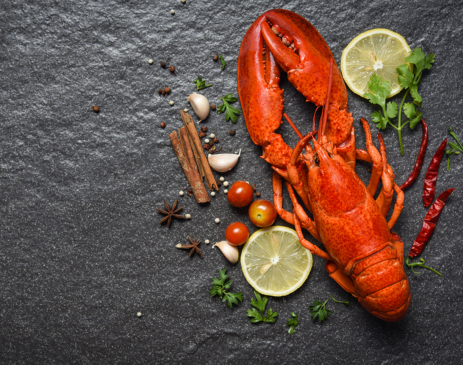 Fresh Whole Cooked Lobster